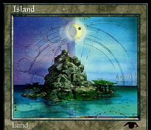 GURU island