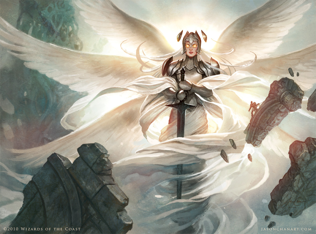 It S An Angel A Demon A Dragon No It S Kaalia