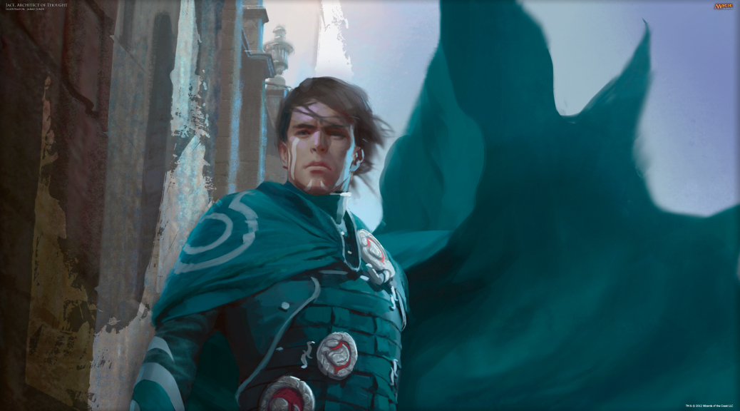 Jace redesigned the Hallowed Fountain you see in Return to Ravnica with his architecture degree.