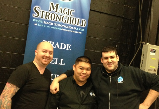 MagicStronghold