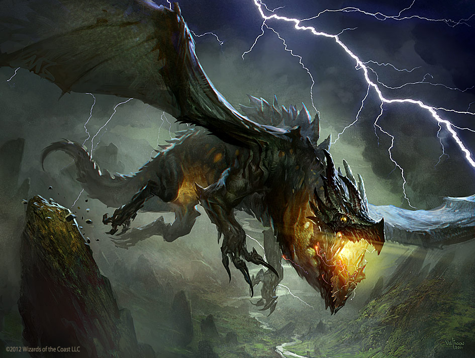 How to Train Your Thundermaw Hellkite was a popular film amongst PTQ grinders.
