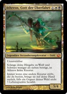Athreos, God of Passage (German)