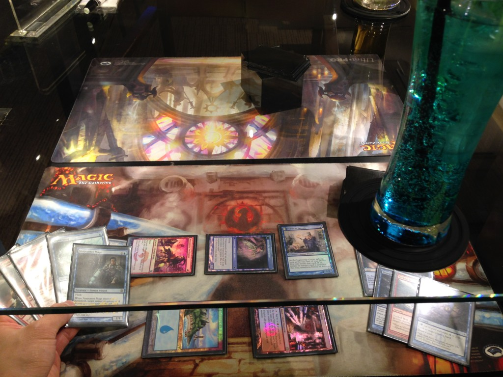 If I can't play Brainstorm in Modern UR Delver, I'll sip on Brainstorm while I goldfish it.