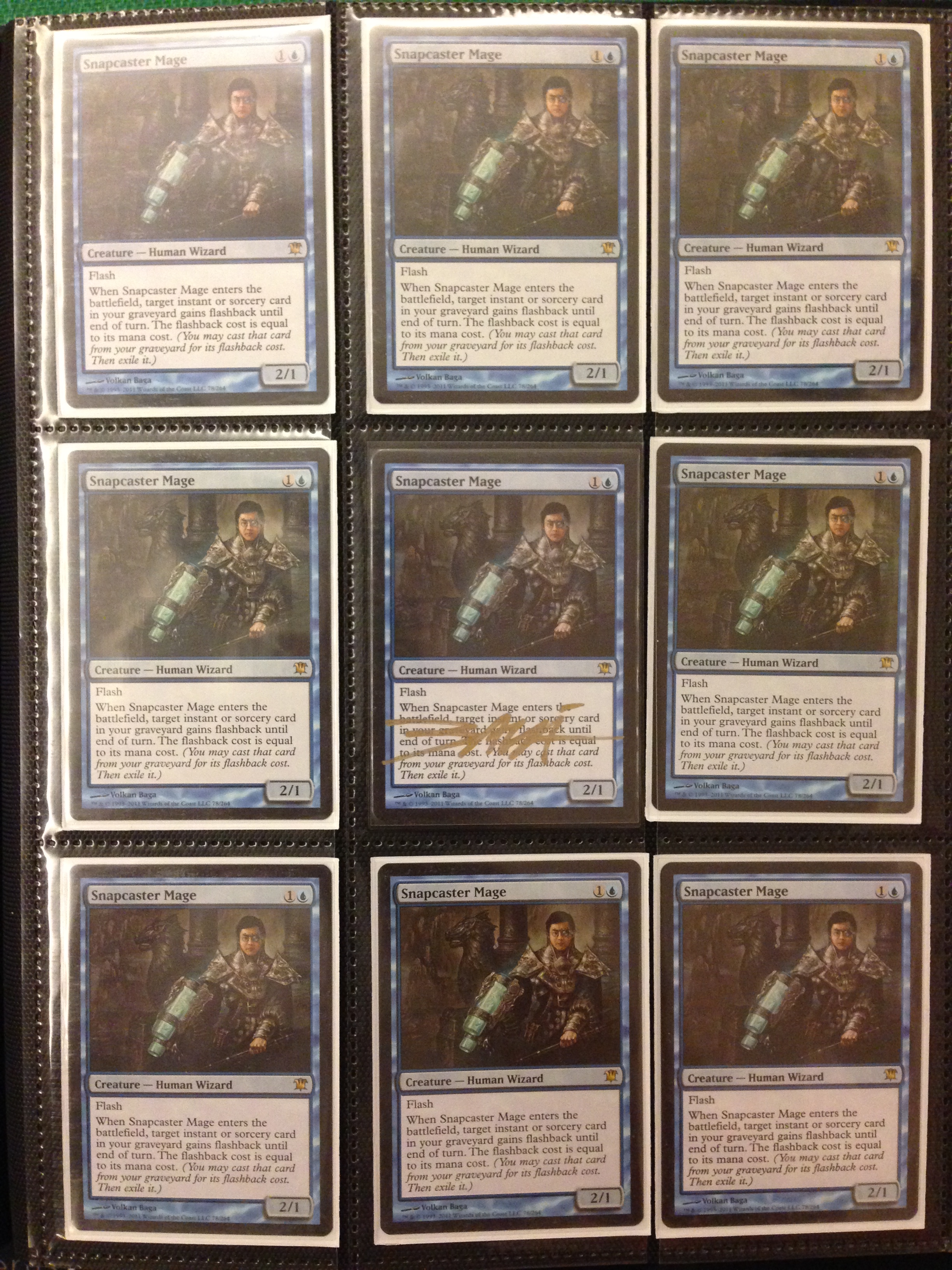 Snapcaster Mage was not a snap pick in limited, but he made up for it by snapping a few Lightning Bolts in Modern.