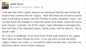 scg legacy info