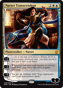 Narset's planeswalker spark ignited after she mastered the notorious Flying Crane Technique.