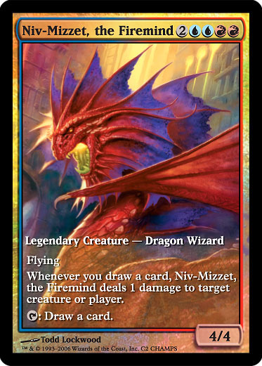 The most fabulous dragon in Ravnica.