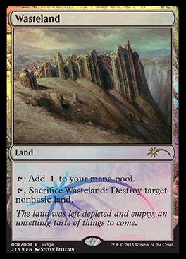 judge foil wasteland