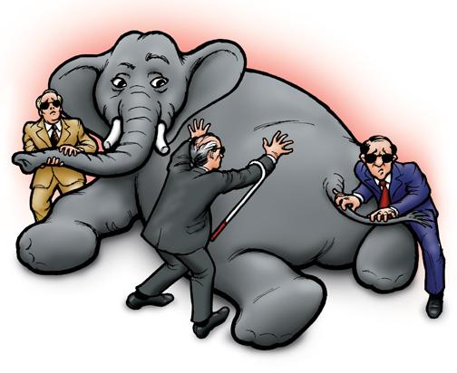 elephant-with-blind-men