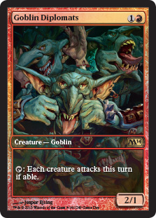 Goblin Diplomats Game Day