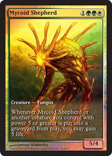 Mycoid Shepherd Game Day