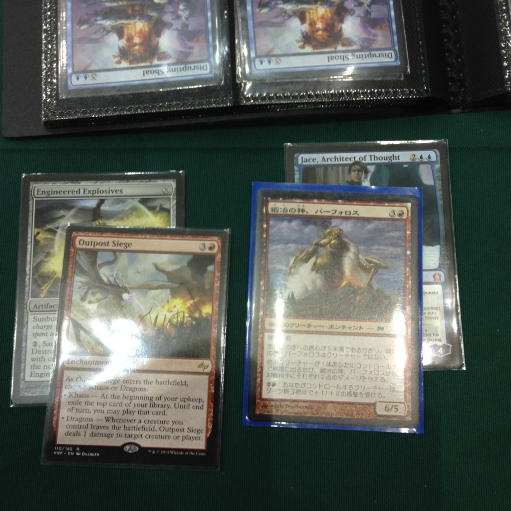 Jace Purphoros Trade