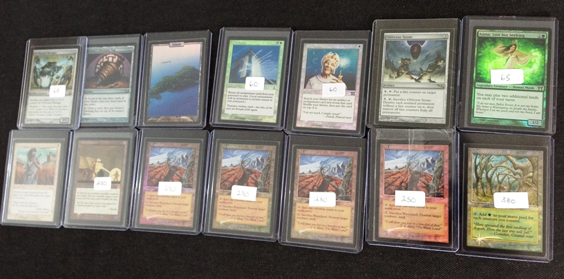 Foil Promo Wastelands x4!