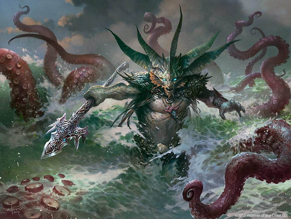 Harbinger of the Tides by Svetlin Velinov