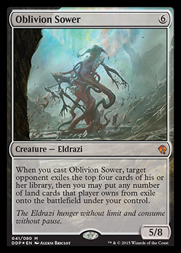 oblivionsower