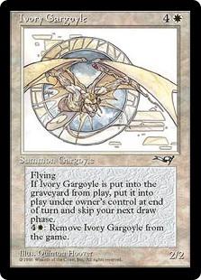 Ivory Gargoyle