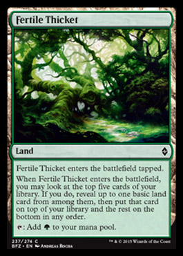 fertilethicket