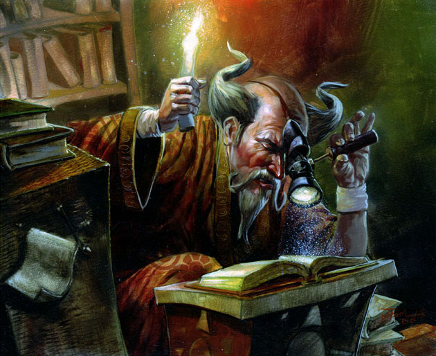 "<a class=""deckbox_link"" target=""_blank"" href=""https://deckbox.org/mtg/Careful Study"">Careful Study</a> by Scott M. Fischer"