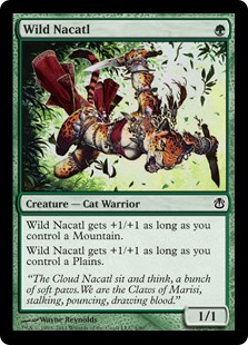 Wild Nacatal