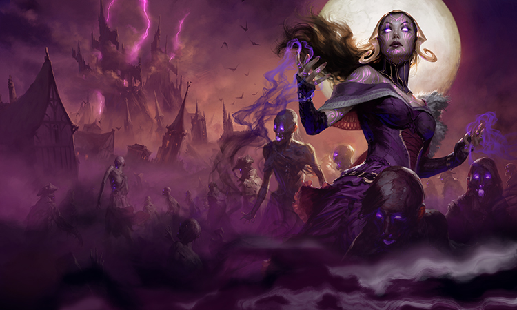 Eldritch Liliana