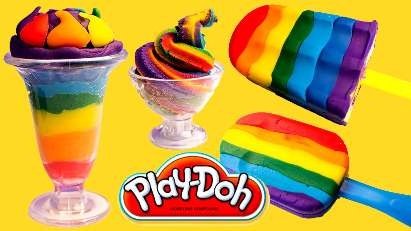 how to unmix play doh