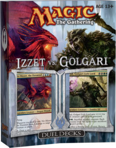 Duel Decks: Overrated Guild vs Underrated Guild