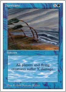 """Obligatory """"Blue Hurricane"""" insert."""