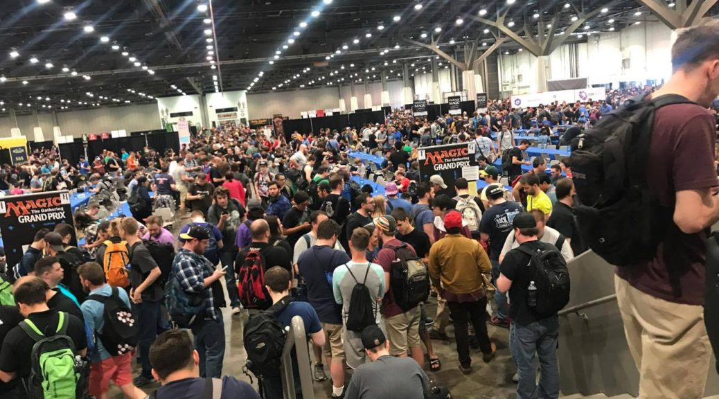 Eye Candy From Grand Prix Vegas Part 1 Blog Mtgprice Com