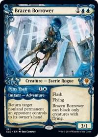 Faeburrow Elder Near Mint Normal English Magic Card Throne of Eldraine MTG TCG